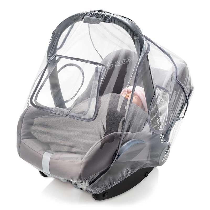 regenschutz regenverdeck f r babyschale z b maxi cosi. Black Bedroom Furniture Sets. Home Design Ideas
