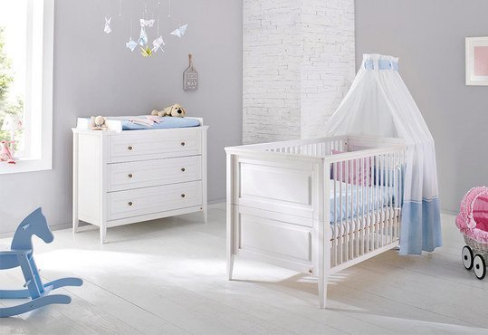 pinolino kinderzimmer smilla kiefer massiv. Black Bedroom Furniture Sets. Home Design Ideas