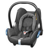 Babyschale Cabriofix - Triangle Black