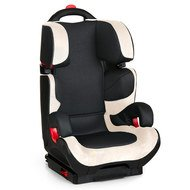 Kindersitz Bodyguard Plus mit Isofix - Black Beige