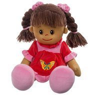 Stoffpuppe Poupetta Lucy 50 cm