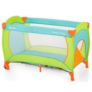 Reisebett Sleep'n Play Go Plus - Multicolor Sun