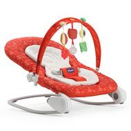 Babywippe Hoopla - Red Berry