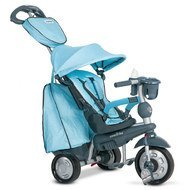 Dreirad Explorer 5 in 1 mit Touch Steering - Blue