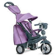 Dreirad Explorer 5 in 1 mit Touch Steering - Purple