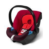 Babyschale Aton - Rumba Red