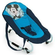 Babywippe Rocky - Mickey Mouse Blue