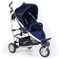 Buggy Buggster S Air mit Luftbereifung - Classic Blue