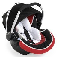 Babyschale Zero Plus Select - Red Black