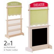 Multistand 2 in 1 - Theater & Markt