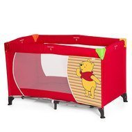 Reisebett Dream'n Play - Disney - Pooh Spring Brights Red