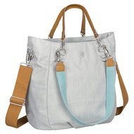 Wickeltasche Green Label Mix 'n Match Bag - Light Grey