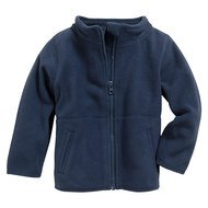 Fleece-Jacke - Uni Marine