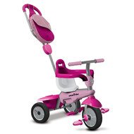 Dreirad Breeze GL 3 in 1 mit Touch Steering - Pink