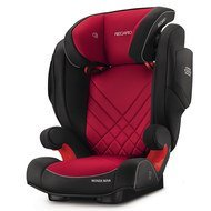 Kindersitz Monza Nova 2 - Racing Red