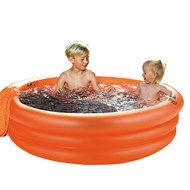 Solar Pool Rund Cool and Fresh 144 x 34 cm - Orange