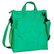 Wickeltasche Casual Buggy Bag - Star Deep Green
