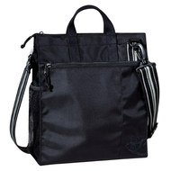 Wickeltasche Casual Buggy Bag - Solid Black