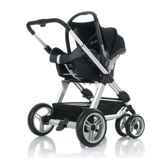 abc design maxi cosi cybex adapter f r turbo viper. Black Bedroom Furniture Sets. Home Design Ideas
