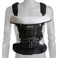 Babytrage 4-Way Carrier - Black