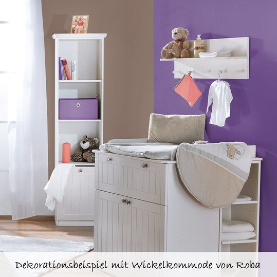 roba standregal dreamworld 2 schmal mit schublade. Black Bedroom Furniture Sets. Home Design Ideas