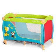 Reisebett Sleep'n Play Go - Jungle Fun
