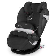 Kindersitz Pallas M-Fix - Happy Black