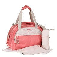 Wickeltasche Urban Shuttle - Coral