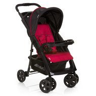 Sportwagen Shopper Comfortfold - Black Red