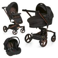 Kinderwagen-Set Twister Trio Set - Chocolate