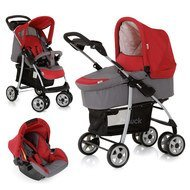 Kinderwagen-Set Shopper Trio Set - Smoke Tango