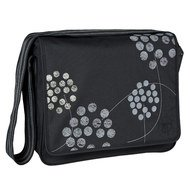 Wickeltasche Casual Messenger Bag - Barberry Black