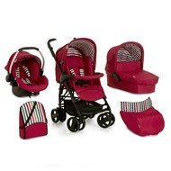Kinderwagen-Set Condor All in One - Chilli