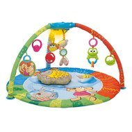 Spieldecke Activity mit Licht & Sound 85 cm