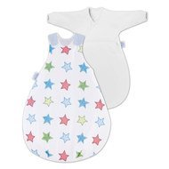 2-tlg. Schlafsack-Set Cosy Colour Stars