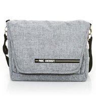Wickeltasche Fashion - Graphite Grey