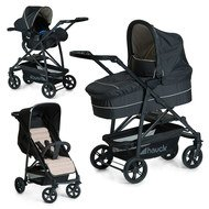 Kinderwagen-Set Rapid 4 Plus Trio Set - Caviar Beige