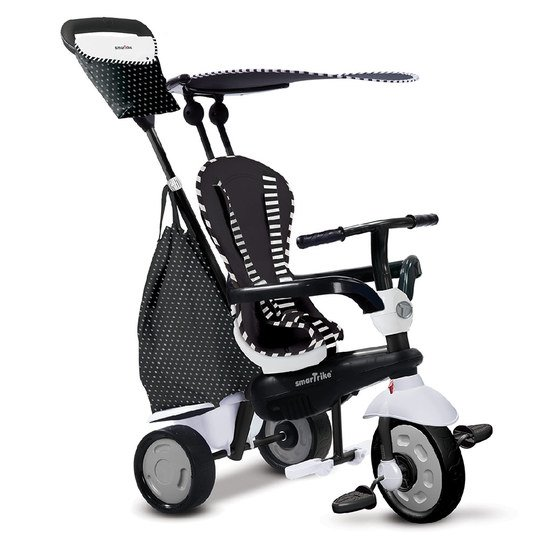smart trike dreirad glow 4 in 1 mit touch steering. Black Bedroom Furniture Sets. Home Design Ideas