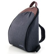 Wickelrucksack Backpack - Black Denim