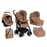 Kinderwagen-Set Condor All in One - Toast