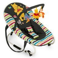 Babywippe Bungee Deluxe - Winnie Pooh Tidy Time