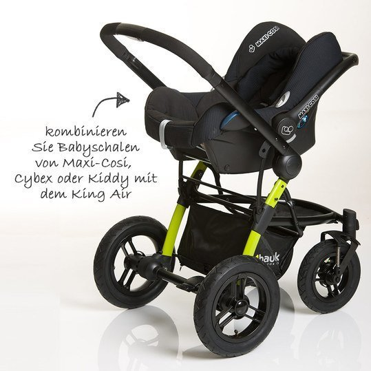 hauck maxi cosi cybex adapter f r twister king air. Black Bedroom Furniture Sets. Home Design Ideas