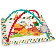 Spieldecke & Activity Center mit Spieluhr 96 x 96 cm - Winnie Pooh Tidy Time
