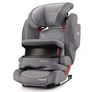Kindersitz Monza Nova IS Seatfix - Aluminium Grey