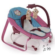 Babywippe Leisure e-motion - Rabbit Girl
