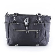 Wickeltasche Baby 2 Rock - Grey-p-fruit
