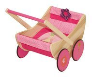 Holz-Puppenwagen Happy Fee