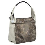 Wickeltasche Casual Hobo Bag - Olive-Beige