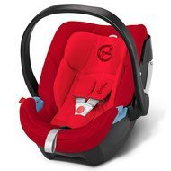 Babyschale Aton 4 - Mars Red