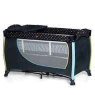 Reisebett-Set Sleep'n Play Center II - 60 x 120 - Multi Dots Navy